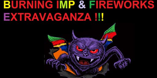 The Burning Imp & Firework Extravaganza