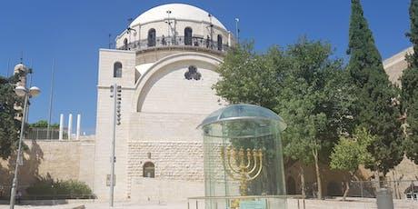 Into the Jewish Quarter Tour tickets
