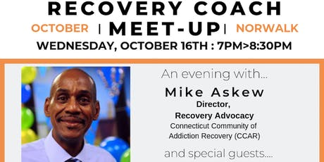 Recovery Coach Meet-Up : October tickets