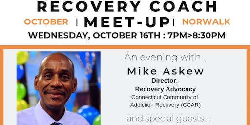 Recovery Coach Meet-Up : October