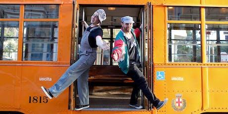 F Bomb Presents: The F Bomb Comedy Train! tickets