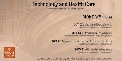 Technology & Health Care - AI and Machine Learning