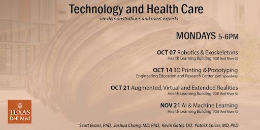 Technology & Health Care - 3D Printing and Prototyping