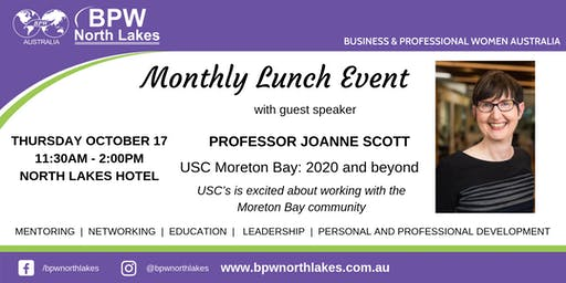 BPW North Lakes October Lunch