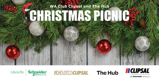 WA Club Clipsal and The Hub Christmas Picnic 2019