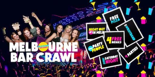 Melbourne Bar Crawl