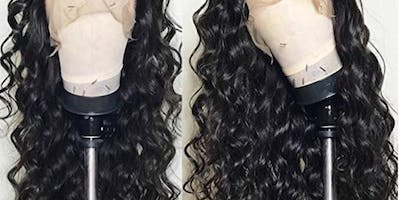 Wig Lavage, Clean, Style and Glow Service