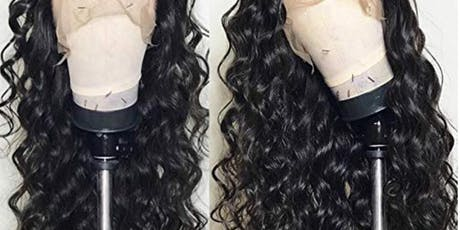 Wig Lavage, Clean, Style and Glow Service  tickets