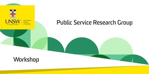 Research Workshop: Researcher trauma
