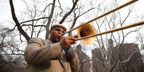 Marcus Lewis Quintet tickets