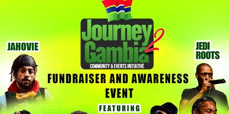 Journey 2 Gambia: Fundraising and Awareness Event tickets