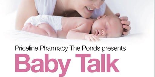 Baby Talk at The Ponds - Feeding
