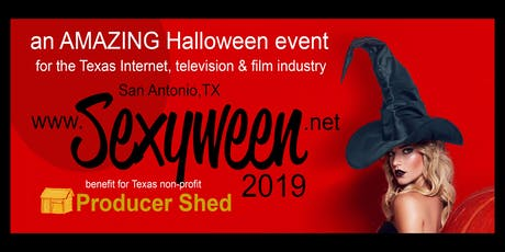Sexyween 2019 - Benefiting Producer Shed tickets