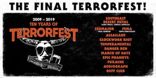 The Final TerrorFest