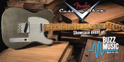 Fender Custom Shop Showcase Event