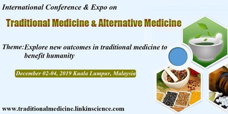 Traditional & Alternative Medicine tickets