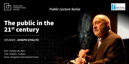 The public in the 21st century by Joseph Stiglitz
