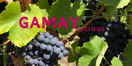 GAMAYlicious - Wine Tasting Class tickets