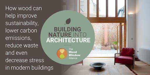 Building Nature into Architecture: Nottingham
