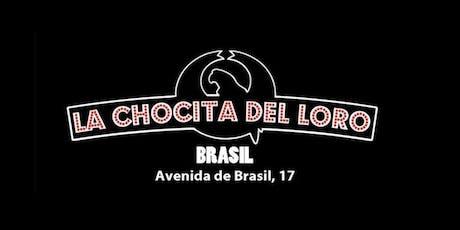 La Chocita del Loro Avda. Brasil - Octubre 2019 entradas