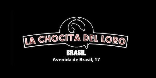 La Chocita del Loro Avda. Brasil - Octubre 2019