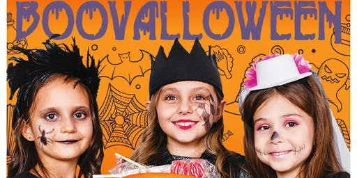BOOVALLOWEEN Guided Trick or Treating Sessions