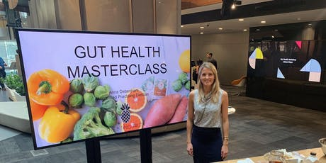 Gut Health Masterclass for Lendlease Employees tickets