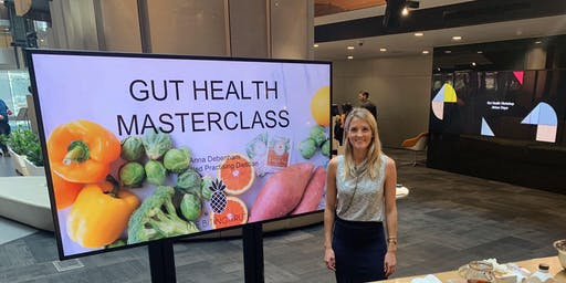 Gut Health Masterclass for Lendlease Employees
