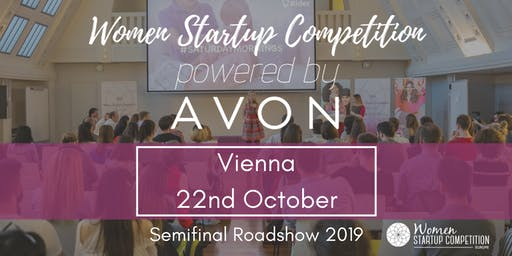 Women Startup Competition powered by Avon in Vienna 2019