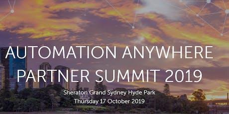 Digital Workforce Partner Summit (IBM Partner) tickets