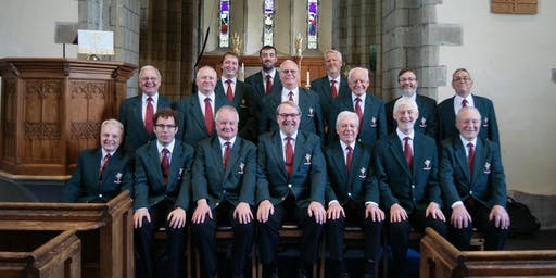 Gwalia Welsh Male Choir - Come along and sing with us - No Audition Required