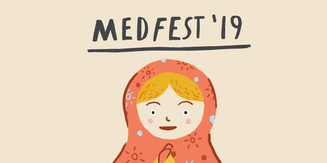 Cambridge MedFest 2019: an international film festival held in universities and institutions all over the world. tickets