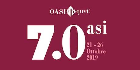 7.Oasi: Brindiamo insieme per il settimo compleanno di Oasi Rejuve! biglietti