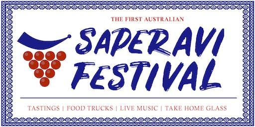 The Australian Saperavi Festival