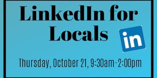 LinkedIn for Locals Training Program