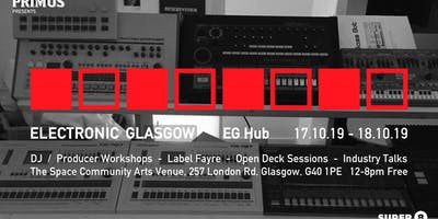 Hack the Music Industry workshop - Steg G