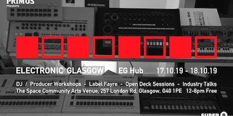 Hack the Music Industry workshop - Steg G tickets
