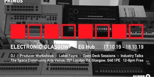 Hack the Music Industry workshop - Steg G