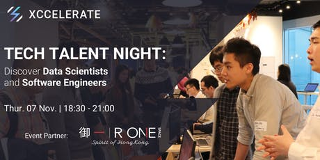 Tech Talent Night: Discover Data Scientists and Software Engineers tickets