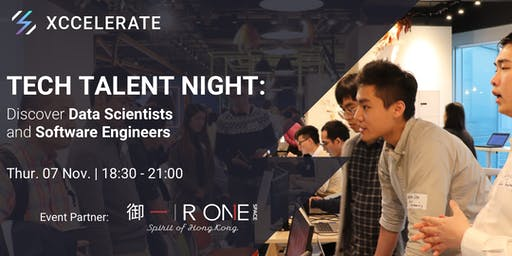 Tech Talent Night: Discover Data Scientists and Software Engineers