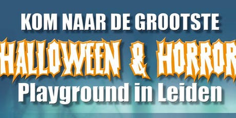 Halloween & Horror playground tickets
