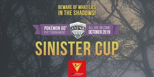 Pokemon Go • Silph Arena • Sinister Cup Tournament