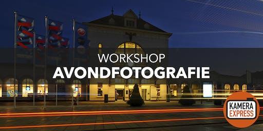 Workshop Avondfotografie in Leeuwarden
