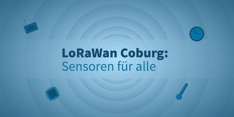 LoRaWan Coburg: Sensoren für alle Tickets