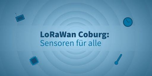 LoRaWan Coburg: Sensoren für alle