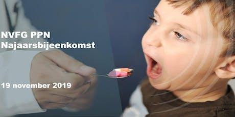 """NVFG PPN Najaarsbijeenkomst """"Veiligheid van geneesmiddelen bij kinderen"""" tickets"""