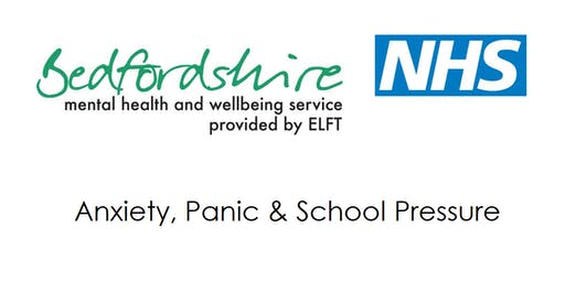 Child & Adolescent Wellbeing Parent Info session - Anxiety, Panic & School