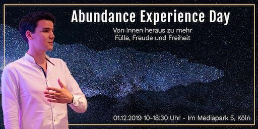 Abundance Experience Day - Von Innen heraus zu mehr Fülle und Freiheit