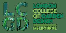 London College of Garden Design Melbourne logo