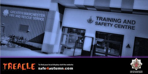 A Spooky Safe Time - Training and Safety Centre